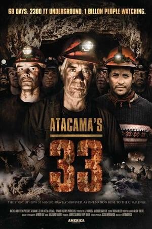 Ver Los 33 de Atacama (2011) Online