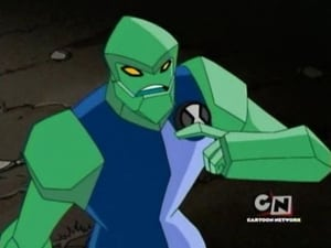 Ben 10 Season 2 Episode 4