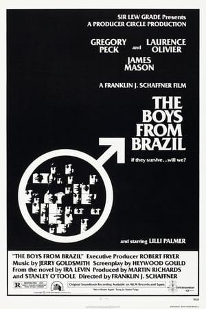 Ces Garçons qui venaient du Brésil