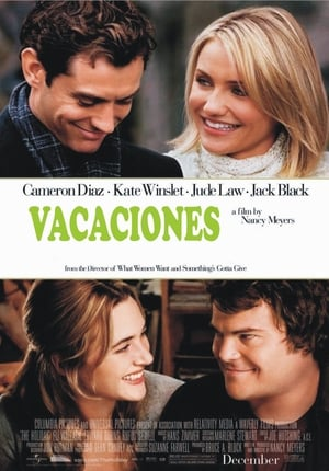 Ver The Holiday (Vacaciones) (2006) Online