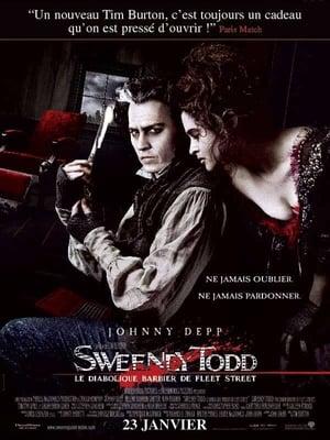 Sweeney Todd : Le Diabolique Barbier de Fleet Street