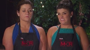 My Kitchen Rules Season 6 :Episode 6  Gina & Anna (ACT)