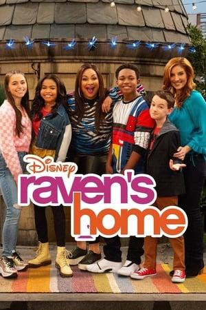 A Casa da Raven 3ª Temporada Torrent, Download, movie, filme, poster