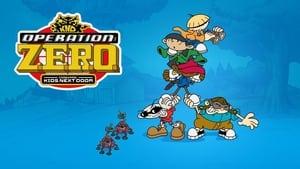 poster Codename: Kids Next Door - Operation Z.E.R.O.