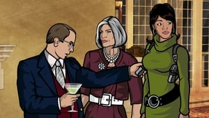 Archer Season 1 :Episode 4  Killing Utne
