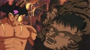 cattura di Devilman – L'arpia Silen
