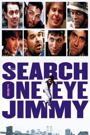 Poster The Search for One-eye Jimmy (1994)
