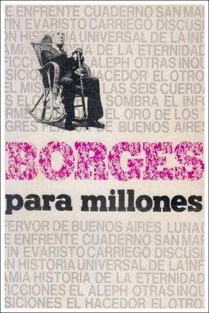 Borges para millones streaming