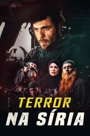 Terror na Síria - Poster