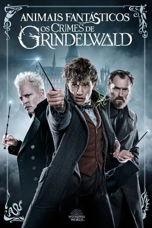 Animais Fantásticos: Os Crimes de Grindelwald Torrent (2019) Dual Áudio / Dublado 5.1 BluRay 720p | 1080p – Download