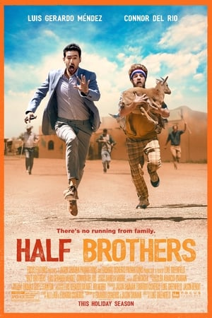 Half Brothers - Poster