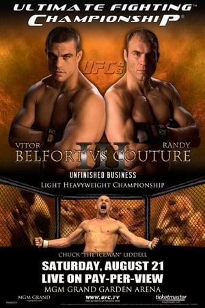 UFC 49: Unfinished Business-Azwaad Movie Database
