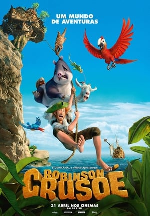 Assistir As Aventuras de Robinson Crusoé