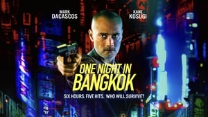 poster One Night in Bangkok