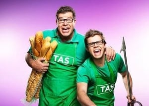 My Kitchen Rules Season 4 :Episode 2  Mick & Matt (TAS)