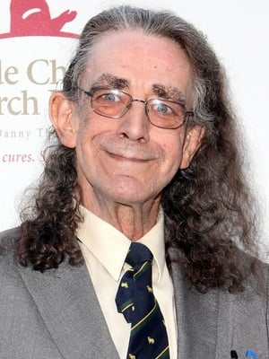 Peter Mayhew isChewbacca
