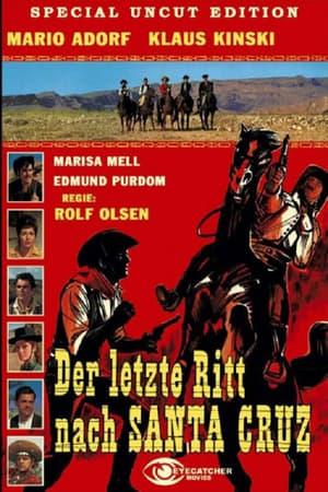 Capa do filme A Última Cavalgada
