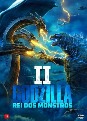 Godzilla II: Rei dos Monstros Torrent (BluRay) 720p e 1080p e 4K Dual Áudio – Download