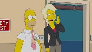Episodio TV Online Los Simpson HD Temporada 23 E4 Replaceable You