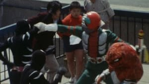 Kamen Rider Season 2 :Episode 16  Gecko Monster With a Missile On His Back!