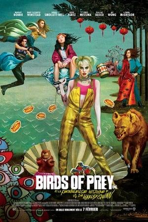 Image Birds of Prey et la fantabuleuse histoire de Harley Quinn