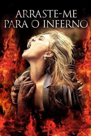 Arraste-me para o Inferno - Poster