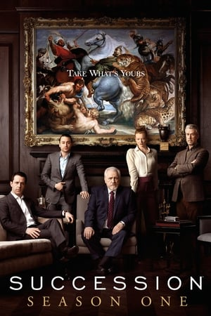 Baixar Succession 1ª Temporada (2018) Dublado e Legendado via Torrent