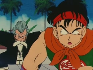Dragon Ball Season 1 :Episode 22  Yamucha vs. Jackie Chun