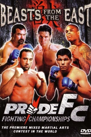 Pride 16: Beasts From The East
