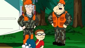 American Dad! Season 10 : Buck, Wild