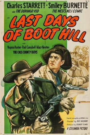 Last Days of Boot Hill