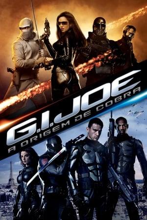 Assistir G.I. Joe: A Origem de Cobra Dublado Online Grátis