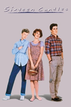 Sixteen Candles (1984) is one of the best movies like The Breakfast Club (1985)