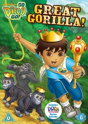 Image Go, Diego, Go!: Great Gorilla!