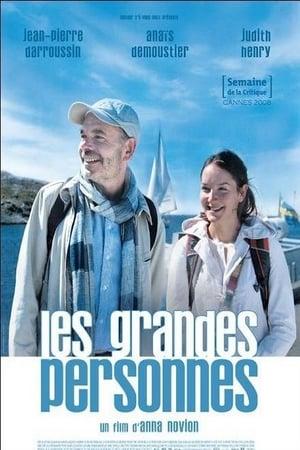 Poster Grown Ups (2008)