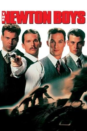 The Newton Boys-Matthew McConaughey