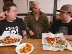 Diners, Drive-Ins and Dives: 6×3