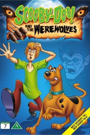 Poster Scooby-Doo! and the Werewolves (2012)