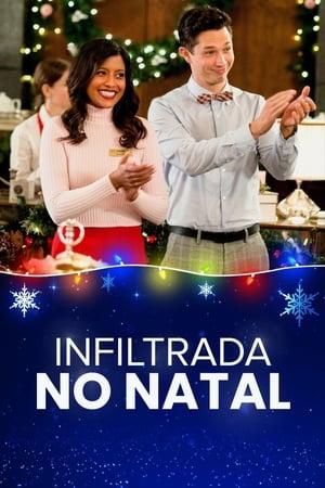 Infiltrada no Natal - Poster
