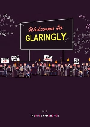 Welcome to Glaringly poster