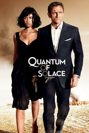 Quantum of Solace-Azwaad Movie Database