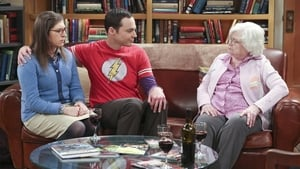 Episodio HD Online The Big Bang Theory Temporada 9 E14 La materialización de la abuelita