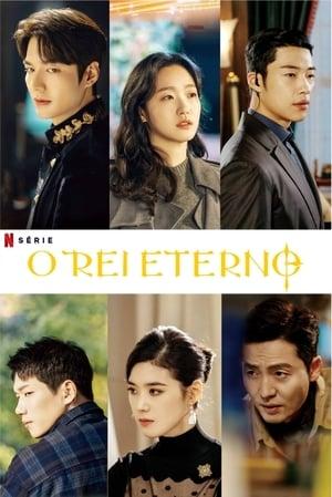 O Rei Eterno 1ª Temporada Torrent, Download, movie, filme, poster