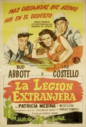 Abbott and Costello en la Legion Extrangera