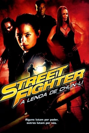 Street Fighter: La leyenda