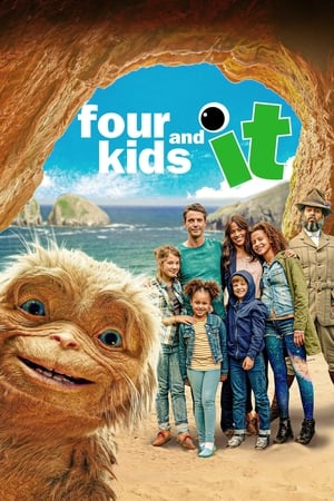 Poster Four Kids and It (2020)