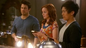 Episodio TV Online The Librarians HD Temporada 1 E10 Y el telar del destino