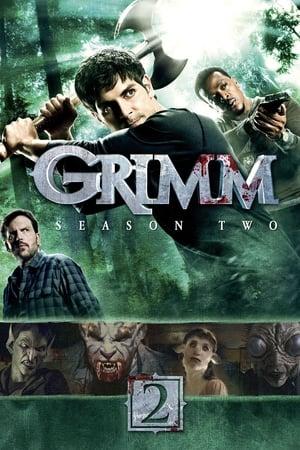 Grimm (Season 2) Complete
