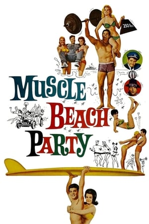 Muscle Beach Party-Don Rickles