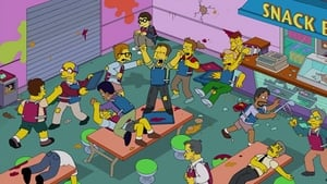 The Simpsons Season 24 :Episode 9  Homer Goes to Prep School